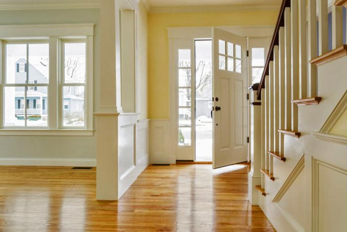 Conti Oak Floor Refinishing Photo Gallery
